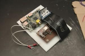 buzzer relay