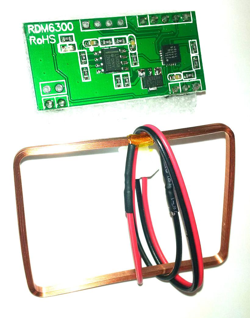 RDM6300 RFID Reader